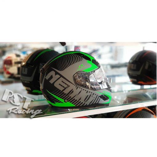 mu-bao-hiem-Fullface-Nenki-Racing-Helmet-xanh-chinh-hang